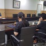 안양만안경찰서, 범죄피해자 '희망나눔 기금' 전달식