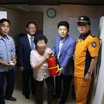 안양소방서, 취약계층 주택용 소방시설 설치