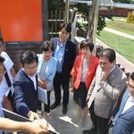 안양시의회 도시건설위, 석수역 주변 하수관 정비 현장 점검