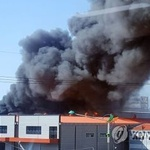 인천 서구 화재, 무시무시한 '연기가 악마처럼' , 좋은 목자재가 '한 찰나에'