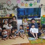 수원시 화서2동 세모네모어린이집, 이웃돕기 성금기탁