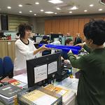 군포시 수리동, '천원의 나라사랑'통해 태극기 달기 운동