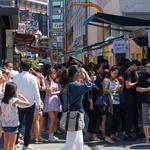 신포청년몰 덕에 지역 상권도 신바람