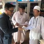 서부署 외국인 대상 '메르스 예방 활동'