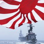 '2018 대한민국 해군 국제관함식'서 일본 자위대  '욱일기' 달고 참가