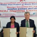 SL공사, 네팔 '폐기물 처리' 해결사로 나서다