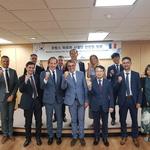 佛 하로파 대표단 인천항 방문 유럽 직항 개설 논의