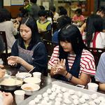 가평군자원봉사센터 가족봉사단 1기, 추석 맞이 시설방문 봉사활동