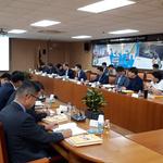 인천항만공사 인천항 범비상대책위원회 3차 회의 개최
