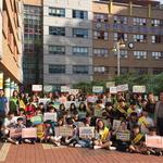 인천동방초 '친구사랑주간' 학폭 예방 캠페인