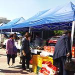 평택시 송탄출장소, 추석맞이 순회 직거래 장터