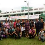 인천시 연수1동 마을공동체 함박마을 외국인과 인천 명소 견학