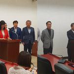 화성시의회 한국당·민주당,여성 폭행한 시의원 자진사퇴 촉구