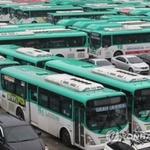 수원 버스 파업, 노동자 입장의 댓글이 폭주, 당당한 '알바당' 처럼