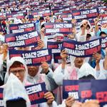 수원 용남고속 노사 임금협상 결렬 오늘까지 파업… 추석연휴엔 운행