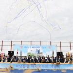 하남농협, 하나로마트 첫삽