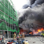 시화산단 방화범은 화재로 숨진 중국인