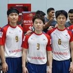 한국 남녀 세팍타크로 대표팀 킹스컵 레구 이벤트 동반 우승