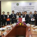 인천대, 베트남에 '한국어 배움터' 마련