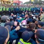 성소수자 '권리 찾기' 또다시 충돌