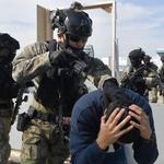 육군 특전사 실전 같은 테러 진압 훈련