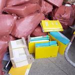 인천시 공공기록물 쓰레기장에 '수북'