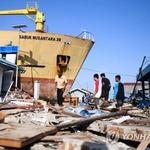 인도네시아 지진, 집계된 피해 상황 계속해서 상승