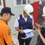 과천소방서, 재건축 공사장 등 4곳 방문 안전사고 주의 당부