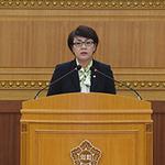 양주시의회, 제298회 임시회 개회