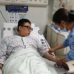 육군 17사단 이사무엘 중위, 혈액암 환자에 조혈모세포 기증