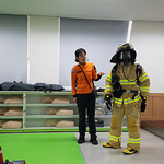 광명소방서, 미래소방관 소방안전체험교육 실시