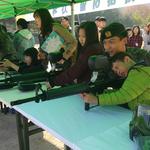 육군 수도군단, 다양한 전시 및 체험행사 열어