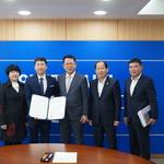 박남춘 시장, 이중원 시장애인체육회 상임부회장 선임
