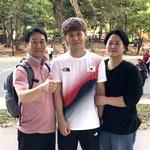 용인시 권순재 팀장 장남 권용화, 첫 출전한 아시안게임서 배영100m 동메달