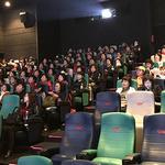 구리시종합자원봉사센터 임직원, CGV구리점서 영화관람 행사