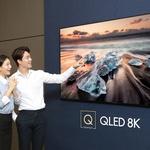 초고화질에 IoT 기능까지 접목 삼성전자 QLED 8K 사전 판매