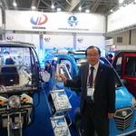 대화연료펌프 '초소형 스마트 전기차' 개발 미래 먹거리 확보