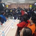 광명종합사회복지관 효잔치 개최 다양한 공연 무대·점심 식사 대접