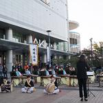 평택 오성중 국악오케스트라, 평택역광장서 '제3회 재능기부 콘서트'