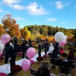 포천 평강랜드서 다문화 부부 2쌍 작은 결혼식