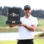 켑카, PGA 투어 '더CJ컵'서 시즌 첫 우승… 랭킹 1위도 꿰찼다