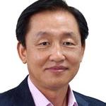 산강 김락기 시조시인 역동시조 문학상 수상
