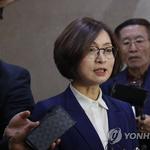'운전기사 무상지원' 은수미 성남시장 기소의견 송치