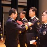 인천경찰청, 경찰의 날 기념식… 표창·감사장 전달