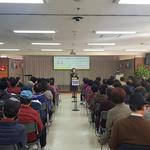 광명복지관, 사회활동 참여 어르신에  웃음치료 강좌