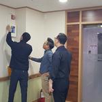 남양주 풍양보건소-남양주소방서, 의료기관 화재 안전 점검