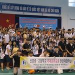 한국청소년육성회 동두천양주지구회, 베트남 빈롱시 국제 청소년 교류 진행