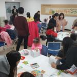 애들과 동화로 얘기하다 동화된 학생들