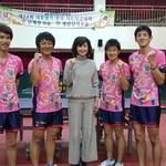 '일본 사회복지법인이자 탁구팀' 인천상륙훈련