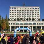 부천시 공공형 어린이집연합, 시청 광장서 '이웃사랑 나눔마당'